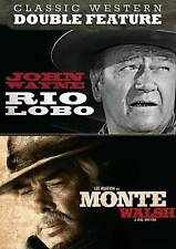 Rio Lobo / Monte Walsh Double Feature, Good DVD, ,