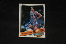 OTIS BIRDSONG 1979-80 TOPPS ROOKIE SIGNED AUTOGRAPHED CARD #87 KINGS
