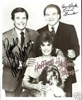 HART TO HART CAST AUTOGRAPH SIGNED PP PHOTO POSTER