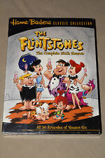 The Flintstones - The Complete Sixth Season (DVD 2006 Warner Bros) BRAND NEW