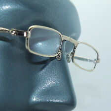 Folding Reading Glasses Petite Small Gold Frame Lightweight Lens Strength +2.25
