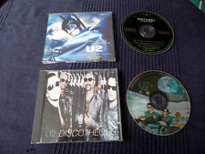 2CD U2 Hold Me Thrill Me Kiss Me Mazzy Star BATMAN & Discotheque RMXs 35 Minutes