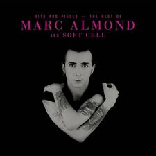 MARC ALMOND 'HITS AND PIECES : BEST OF MARC ALMOND & SOFT CELL' 2 CD SET (2017)