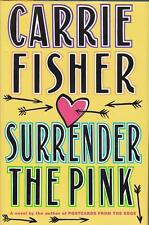 SURRENDER THE PINK Carrie Fisher SIGNED FIRST PRINT COA HB w/dj 1990 STAR WARS