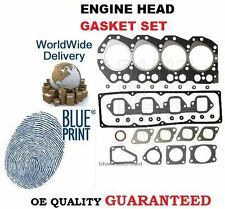 FOR NISSAN CABSTAR PICKUP D21 D22 URVAN 2.5 1987 > NEW ENGINE HEAD SET COMPLETE