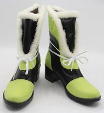 Anime Cosplay costume省Dmmd Dramatical Murder Noiz  boots boot shoes shoe