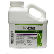 Advion Insect Granules 4 lb Jug Mole Crickets Silverfish Cockroaches Dupont
