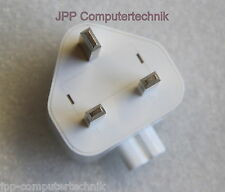 ORIGINAL UK APPLE Well Shin WS-086-4 für MagSAFE Macbook Pro UK Power PLUG BIG
