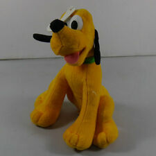 "Mickey Mouse friends Pluto dog pubby 7"" Stuffed Doll Plush"