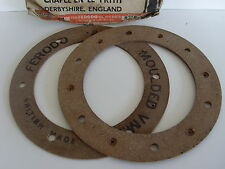 Austin Healey 2.4, Alvis, 1930s/40s, Clutch Linings, NOS