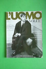 L'UOMO VOGUE 246/1993 BOY GEORGE DEMI MOORE JAYE DAVIDSON CHARLIE SEXTON M.CURRY