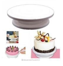 Baking Tools Cake Decorating Turntable Swivel Plate decoration Stand jyl