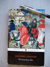 The Canterbury Tales by Geoffrey Chaucer (2003, Paperback, Revised), 504p