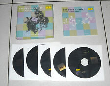 Box 5 cd AMADEUS QUARTET The 1950s Mozart Recordings Deutsche Grammophon