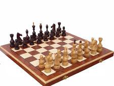 Ajedrez madera ajedrez Chess ajedrez 50x50 a mano 2015