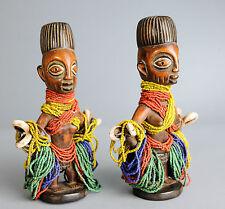 Yoruba Ibeji Twins, Nigeria, African Tribal Arts