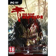 Dead Island Riptide Game PC 100% Brand New
