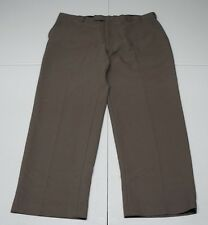 J Ferrar  Mens 40X30 Brown Polyester Modern Fit Chino Pants NWOTs