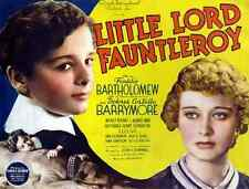 Film Little Lord Fauntleroy 1936 02 A3 Box Canvas Print