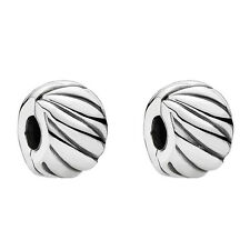 Genuine Two Pandora Feathered Clip Charms