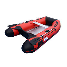 2.7M Inflatable Boat Dinghy Yacht Tender Pontoon Boat With Aluminum Floor