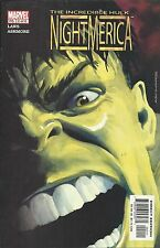 Marvel The Incredible Hulk NightMerica comic 2