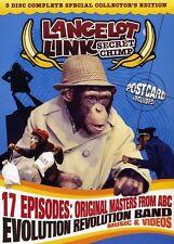 Lancelot Link: Secret Chimp [3 Discs] DVD Region 1