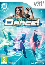 Dance! It's Your Stage Nintendo Wii * NEW SEALED PAL *