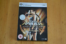 PC - TOMB RAIDER ANNIVERSARY + COLLECTORS EDITION