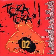FREE US SH (int'l sh=$0-$3) NEW CD Various Artists: Tora, Tora, Festival 2002