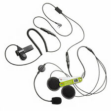 MOTORCYCLE FULL HELMET EARPIECE FOR KENWOOD RADIO