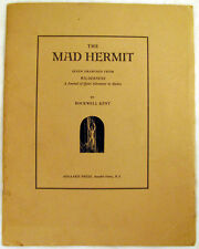 The Mad Hermit: Seven Drawings from Wilderness, A Journal of Quiet Adventure in