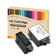 1 Full Set Ink Cartridges ABK10 & ACRL10 for Advent 10 A10 AW10 AWP10 Printer 2