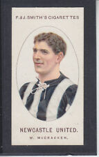 F & J Smith - Football Club Records (Different) 1922 # 36 Newcastle