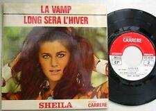 SHEILA  (EP 45 Tours)  LA VAMP