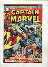 CAPTAIN MARVEL #30 VF/NM