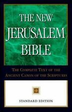 The New Jerusalem Bible : Standard Edition by Henry Wansbrough (1999, Hardcover)