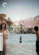 Y Tu Mama Tambien (DVD, 2014, 2-Disc Set, Criterion Collection)