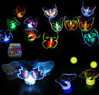Romantic Auto-Changing Butterfly Night Light Led Lamp Wedding Party Home Decor