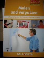 Heimwerken Do it yourself Malen und verputzen Werkzeug Materialkunde Techniken