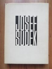 Josef Sudek - Photography (Fotografie) -1956 - good condition - with jacket