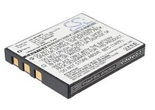 UK Battery for PENTAX Optio A10 Optio A20 D-LI8 D-Li85 3.7V RoHS