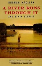 A River Runs Through It, and Other Stories, Norman Maclean, Good Book