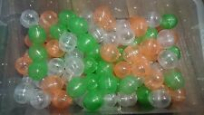 100 x VENDING MACHINE CAPSULES 27MM EMPTY FILL THEM YOURSELF!!