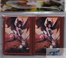 SELORA SUCCUBUS WoW MTG deck protectors card sleeves FOR WoW Pokemon mtg