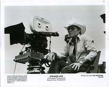 STROKER ACE 1983 Hal Needham Panavison Camera 10x8 STILL #29