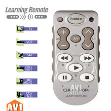 Simple mini universal learning Remote Control. Compatible TV/SAT/DVD/DVB-T etc