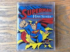 Superman, Man Of Steel Bbc Micro Game! Look At My Other Games!