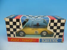 Scalextric C83 Sunbeam Tiger, Hong Kong, boxed, see description