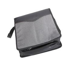 520 Disc CD DVD Holder DJ Storage Case PVC CD Bag Large Capital Album Black #853
